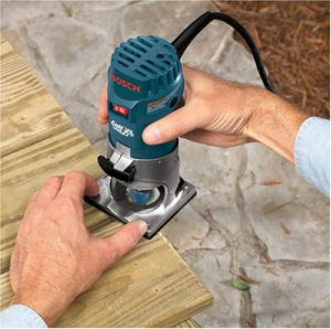 Wood router
